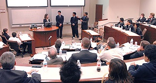 USC Marshall Case Competition