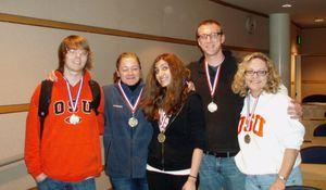 Custom-Fit Cycling - Gold Medal Winners (Fall 2009)