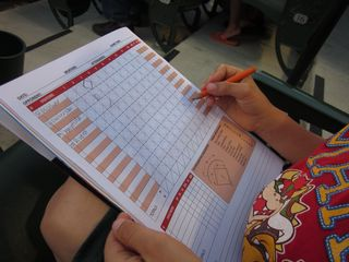 Keeping-score-at-baseball-games